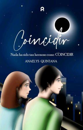 Coincidir by anaelysquintana