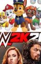 PAW Patrol vs Dominick: WWE 2K20 Style. by