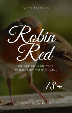 Robin Red (BxB) by FletchleyRose