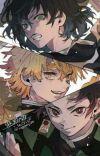 Kimetsu No Yaiba Lemon (Personaje x Lector/a) cover