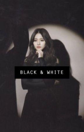 IN EDITING | Black & White | Twice/Tzuyu x Fem Reader x Various KPOP Females  by AikoNini
