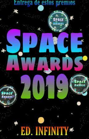 PREMIOS SPACE AWARDS (CONCLUIDO CON EXITO) by Editorial_Infinity