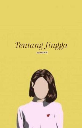 Tentang Jingga by rebahanajalah_