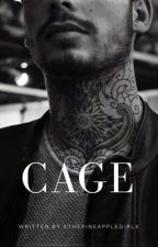 Cage by xThePineappleGirlx