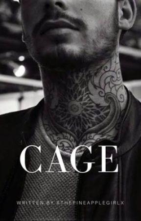 Cage by xThePineappleGirlx
