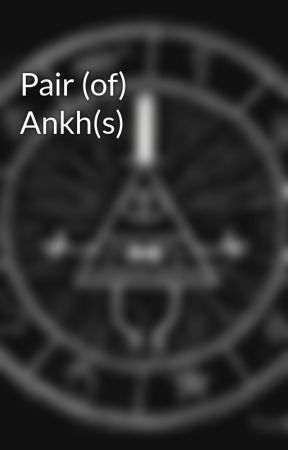 Pair (of) Ankh(s) by AgnesDue