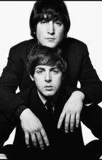 John Lennon & Paul McCartney Smuts+Fluffs by Malkat1969