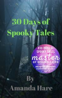 30 Days of Spooky Tales cover