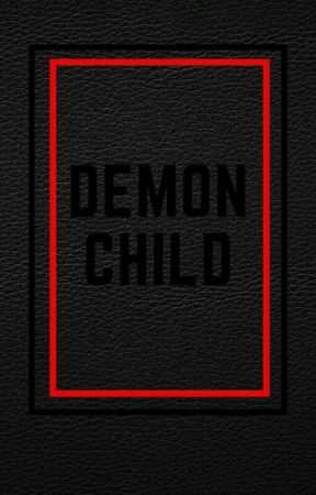 DEMON CHILD by turquoise-topaz