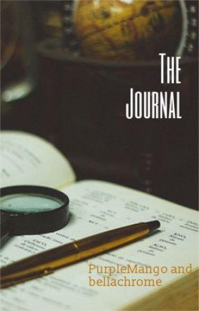 The Journal by Sherlock_HW