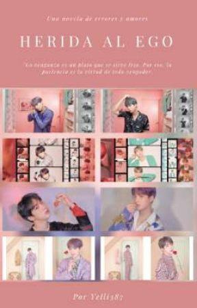 Herida al Ego - YoonJin/ JinSu/ YoonMin/ JinKook/ JiKook by Yelli387