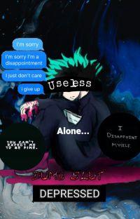 """Alone"" || Depressed Deku X Todoroki cover"