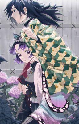 Series Drabble - Giyuu x Shinobu