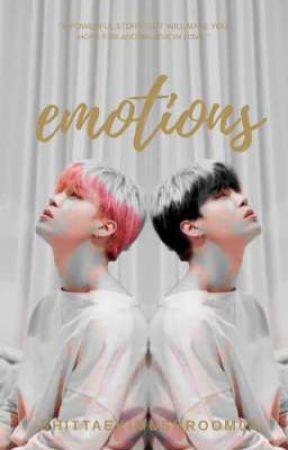 EMOTIONS//p.jm    (ON HOLD) by shittaekimushroom04