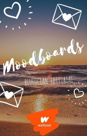 Moodboards by BlueOceanEditorial