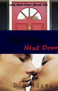 Bad Boy Next Door (Love Next Door Book 3) *Rough Draft* cover