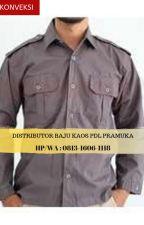 PROMO.!, ✅ WA: 0813-1606-1118, Produsen Baju PDL Pramuka ke Temanggung, by grosirbajupdlpramuka