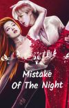 Mistake Of The Night {Park Jimin} cover