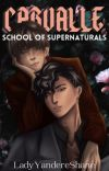 CARVALLE: School of Supernaturals [BxB] 18+ cover