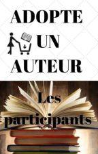 Adopte un Auteur : PARTICIPANTS by NitaGannet