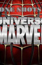 **-Shots del Universo Marvel-** by AzitaAlfaro