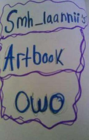 My artbook! by Smh_laannii