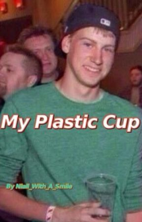 My plastic cup- David Shomen + Larry by Niall_with_a_smile