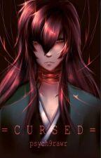 Cursed {Demon Tanjiro AU} by psych9rawr