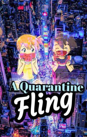 A Quarantine Fling  by _Pepper_Sprinkles_