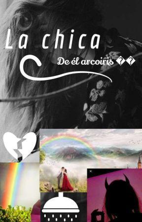 La chica de el arcoiris.  by Laryssss3108