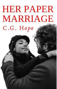 Her Paper Marriage | BWWM✓ cover