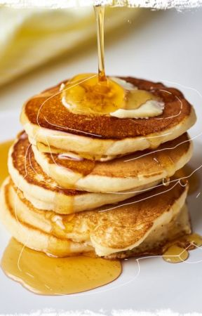 Pancakes   (bxb) ✔️ by Fr0gsSayHi