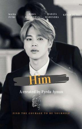 10. Him by fyrdaaynun