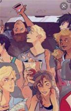 Soulmates  by BroadwayBook_Nerd
