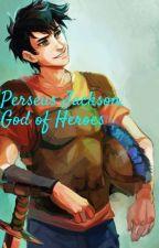 Perseus Jackson, God Of Heroes by WordWiz777