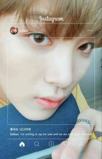 In love with my Idol(Lee Haechan ff) cover
