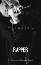 Rapper   myg XReader by YunMicha