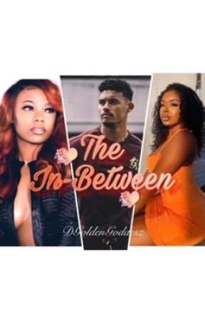The In-between  by DGoldenGoddesz