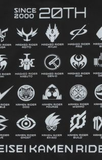 Kamen Riders X Miraculous cover