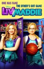 Liv & Maddie's sister by disney_channel_4ever