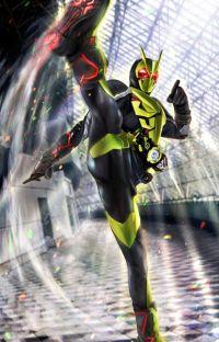 Boku No Hero Academia X Kamen Rider Zero-One (ON HOLD) cover