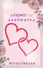 Soulmates (PJO/HOO AU) by mirages-of-miracles