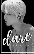 DARE  ーminsung ✓ by MayUnhO