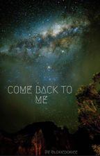 Come back to me (Loki x reader) by lokiedokiee