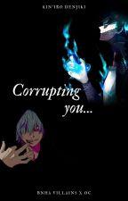 Corrupting you. ~ Dabi/Shigaraki x Reader by KiniroDenjiki