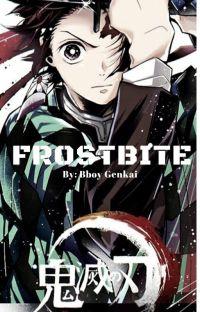 Frostbite //Kimetsu no yaiba male reader insert cover