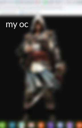 my oc by Templar_Hunter25