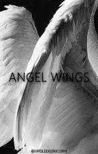 ANGEL WINGS - SHADOWHUNTERS by hpgleekunicorn