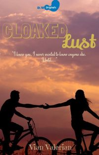 CLOAKED Lust cover