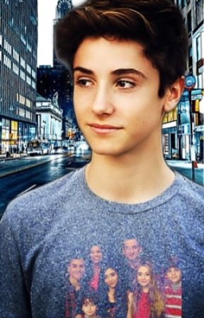 Nathan Meets World   Lucas Friar by Not_A_Bad_Slytherin